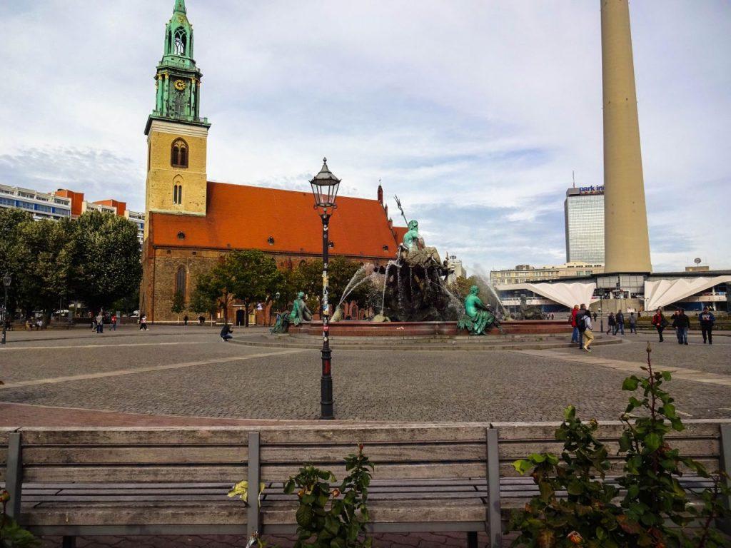 Lieblingsplatz Berlin Marienkirche