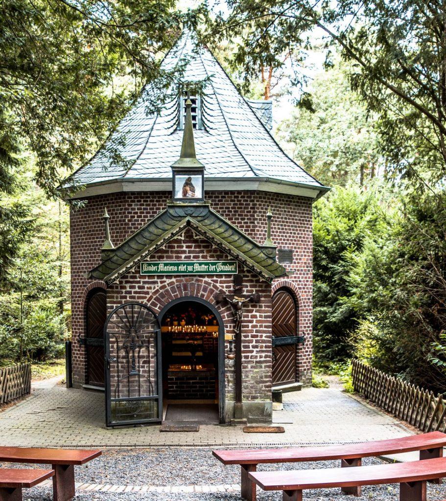 Lieblingsplatz Birgelener Pützchen Kapelle Wassenberg