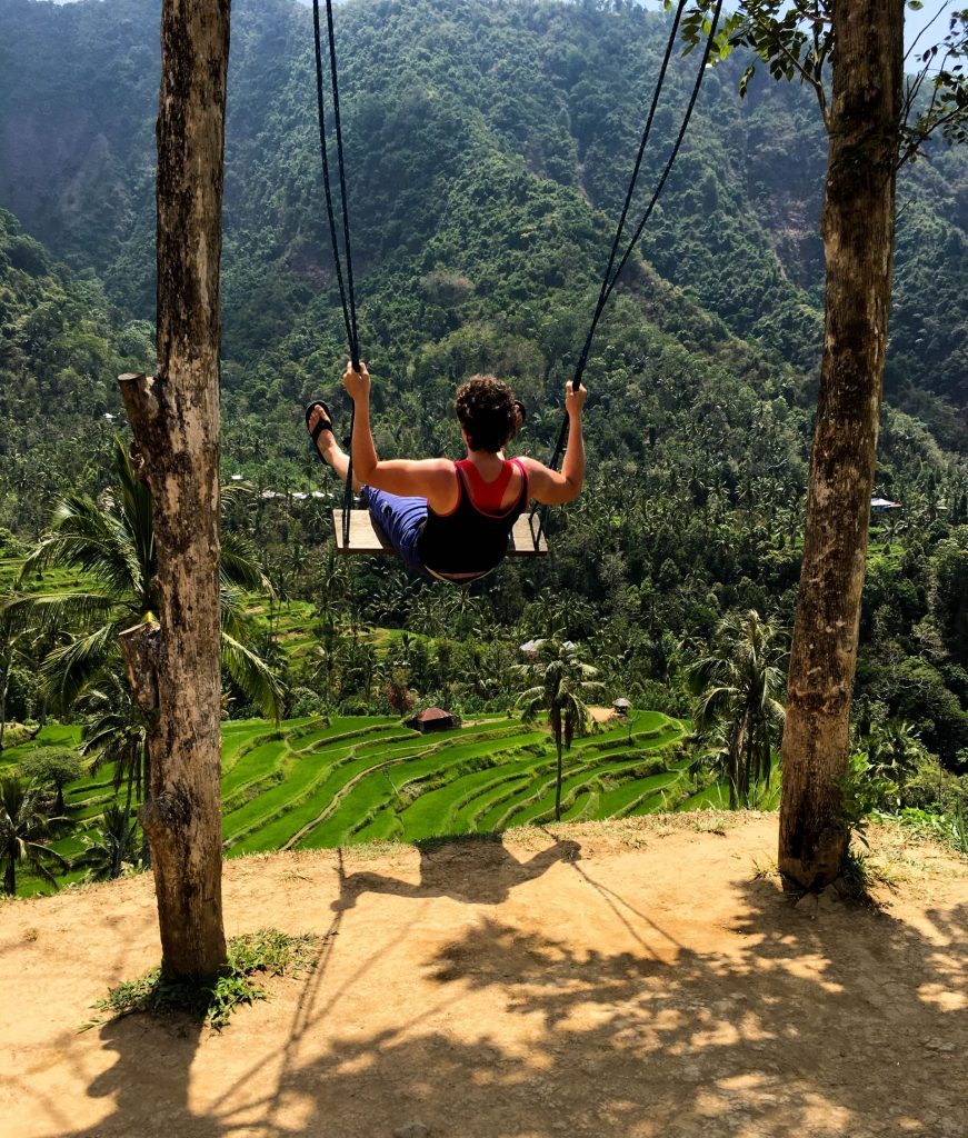 Reisterrassen bei Sekumpul Bali Lieblingsplatz