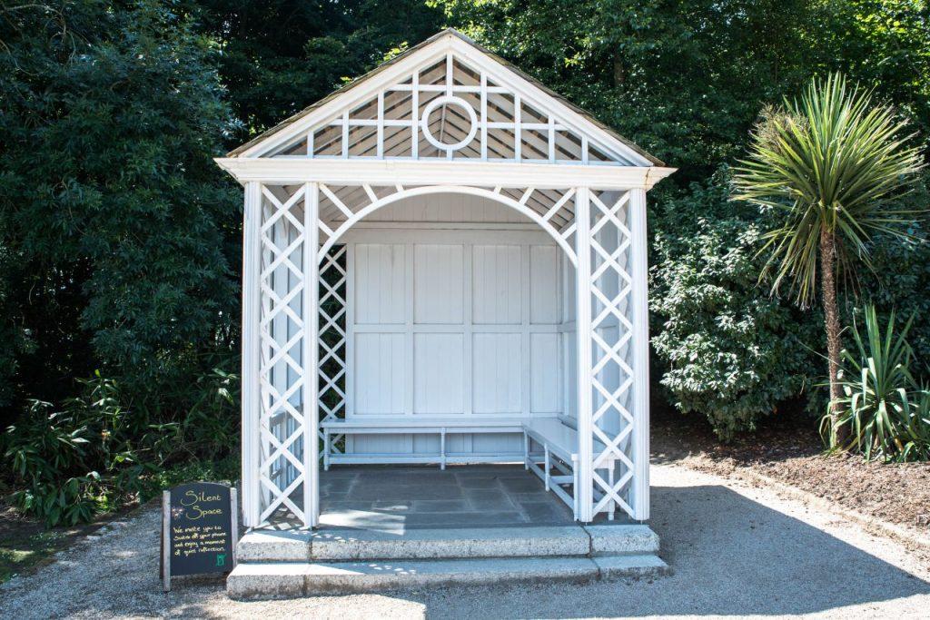 Lieblingsplatz Trengwainton Garden Silent Space Ruhiger Ort Handyfrei