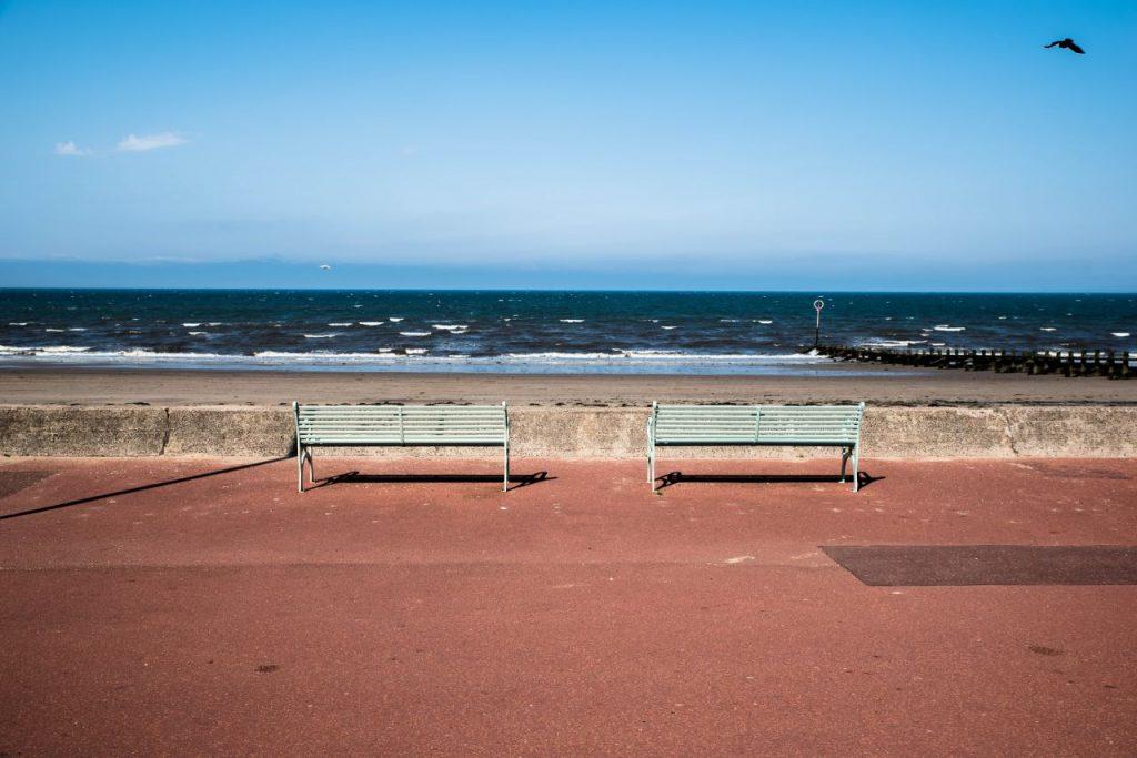 Lieblingsplatz  Edinburgh Portobello Beach